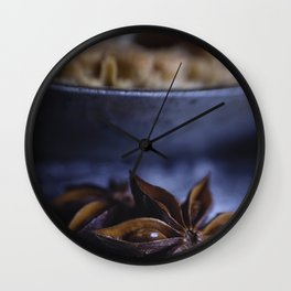 Just a little part of the pie Wall Clock
