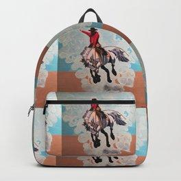 Texas Cowboy Backpack