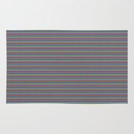 Pixelated Rug
