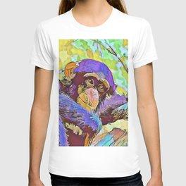 SmartMix Animal- chimpanzee 3 T-shirt