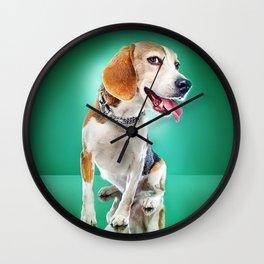 Super Pets Series 1 - Super Buckley Wall Clock