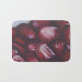 Pomegranate Seeds Bath Mat