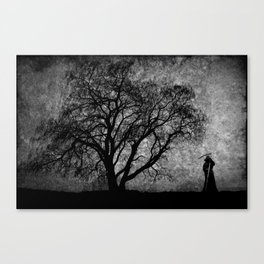 Boundaries Between Canvas Print