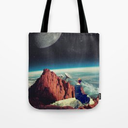 Those Evenings Tote Bag