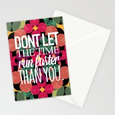FLOWER TIME Stationery Cards