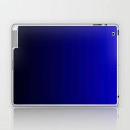 Rich Vibrant Indigo Blue Gradient Laptop & iPad Skin