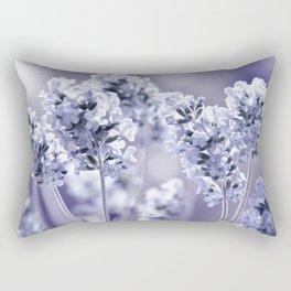lavender blue 02 Rectangular Pillow