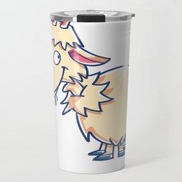 Goat Cute Travel Mug