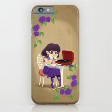 Retro Sailor Saturn iPhone 6s Slim Case