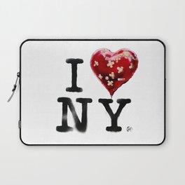 Banksy * I Love New York Laptop Sleeve