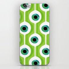 Eye Pod Green iPhone & iPod Skin