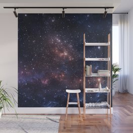 Stars and Nebula Wall Mural