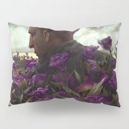 Isaac lisianthus Pillow Sham