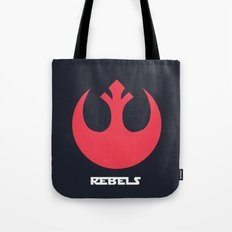Rebel Alliance Tote Bag