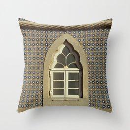 Pena Palaces 3 Throw Pillow