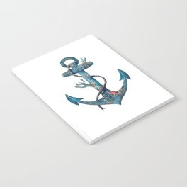 Lost at Sea Notebook
