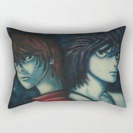 Deathnote Rectangular Pillow