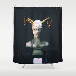 Day 0666 /// Hella cheesy Shower Curtain