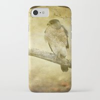 hunter iPhone & iPod Cases featuring Hunter by Curt Saunier