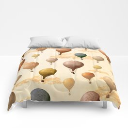 Voyagers Pattern Comforters