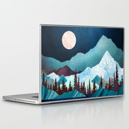 Moon Bay Laptop & iPad Skin