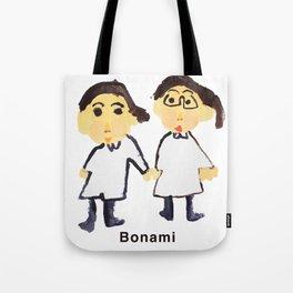 Bon ami !! Tote Bag