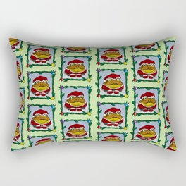 Little Toad Christmas Rectangular Pillow