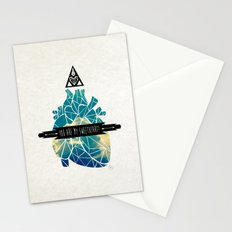 my sweetheart Stationery Cards