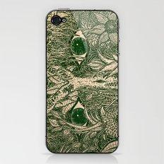 gaia mandala iPhone & iPod Skin