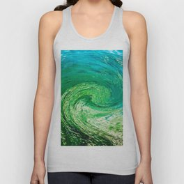 Abstract 64 Unisex Tank Top
