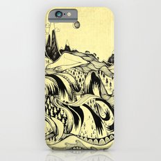Sleeping Mountains iPhone 6s Slim Case