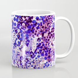 sparkling dots in ultramarine Coffee Mug