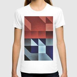 :: geometric maze IX :: T-shirt