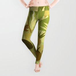 Tropical Vibes 1 Leggings