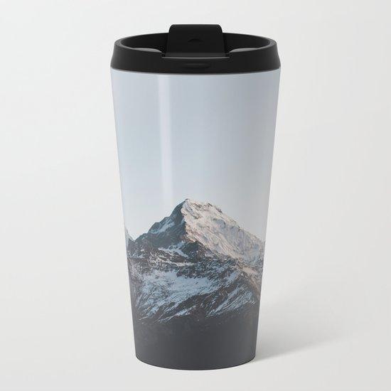 Himalayas XI Metal Travel Mug