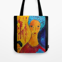 We are Hurting Tote Bag