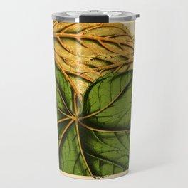 ARALIA(?) PAPYRIFERA Travel Mug