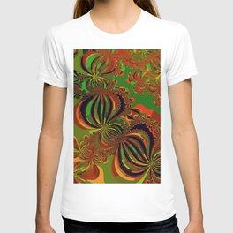 braid and hair and knots T-shirt