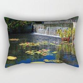 The Naples Botanical Garden I Rectangular Pillow