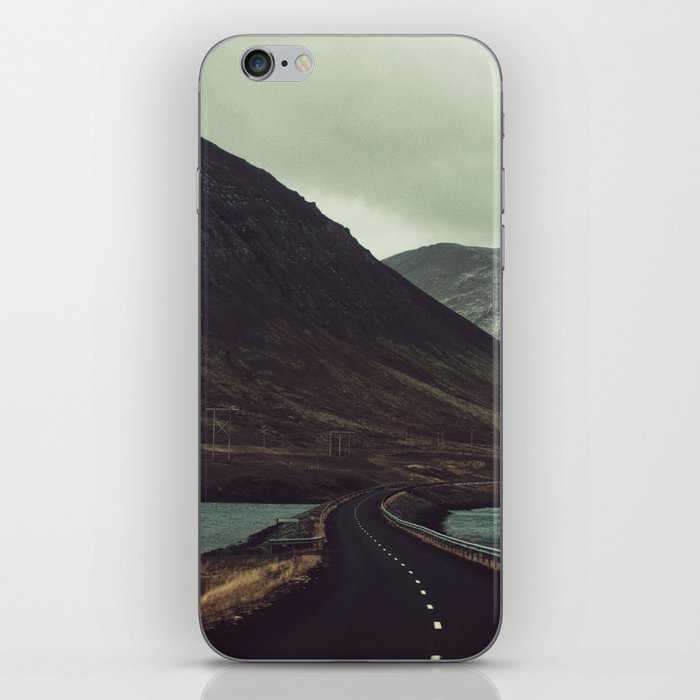 The Road Less Traveled iPhone Skin