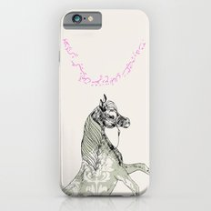 horses Slim Case iPhone 6