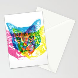 MEOW MEOW MEOW Stationery Cards