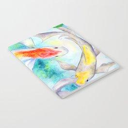 Fire Koi Notebook