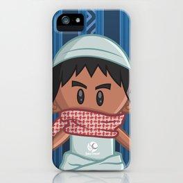 Littel Hamad iPhone Case