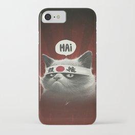 Hai! iPhone Case
