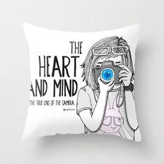 True Lens - Special Edition Throw Pillow