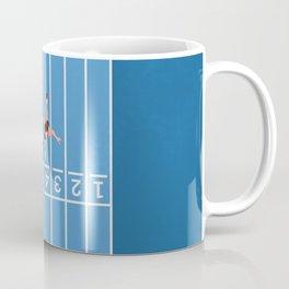 Push Your Limits  Coffee Mug