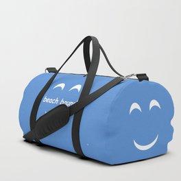 the beach is calling - blue Duffle Bag