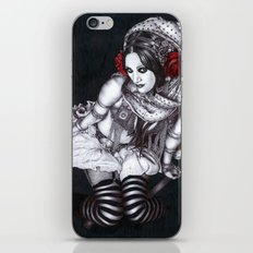 Rachel Brice iPhone & iPod Skin