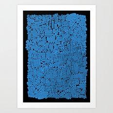Entanglement Art Print